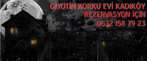 Giyotin Korku Evi Kadıköy