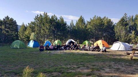 Kamp Ve Yürüyüş Severler :)
