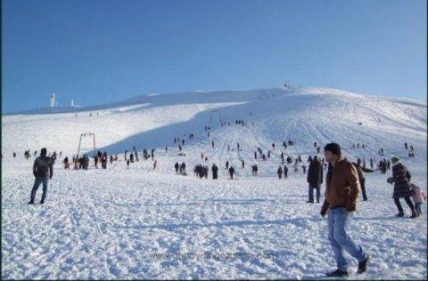 Ankara Kayak Snowboard Ekibi