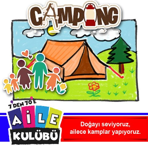 Aile Ve Çocuk Kampı