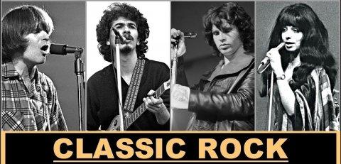 60's 70's 80's Classic Rock