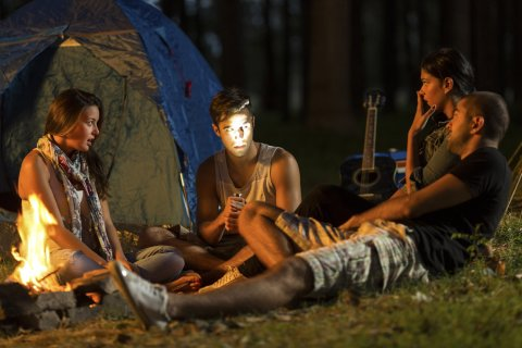 Genç Kampçılar