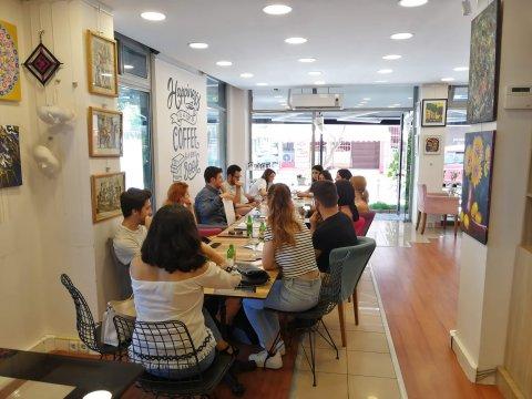 Biz Sanat Atolye Cafe