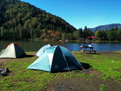 Kamp Ve Doğa