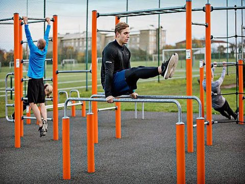 Bursa Street Workout & Calisthenics