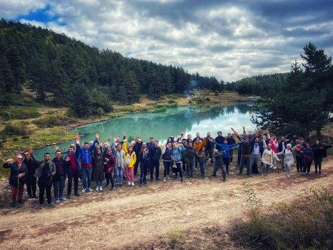 Diyarbakır Kamp Ve Doğa Yürüyüşü Severler